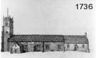 All Saints Church 1736
